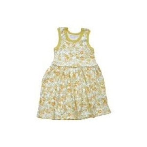 Under the Nile Organic Baby Clothes - Tropical Dress - 24 Months