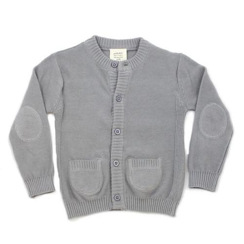 Organic Cardigan Sweater - 0-3 Months