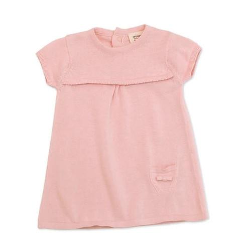 Organic Baby Dress - 3-6 Months