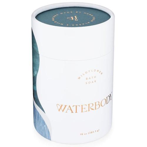 Organic Bath Soak - Wildflower