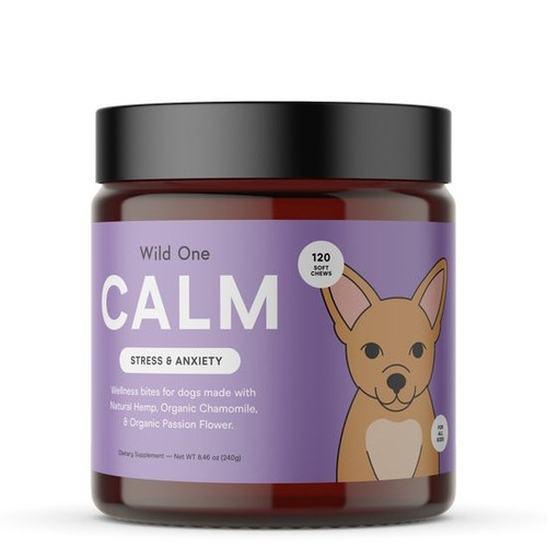 All Natural Dog Supplements - Calm