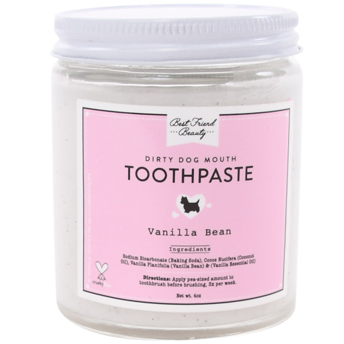 Organic Toothpaste for Dogs