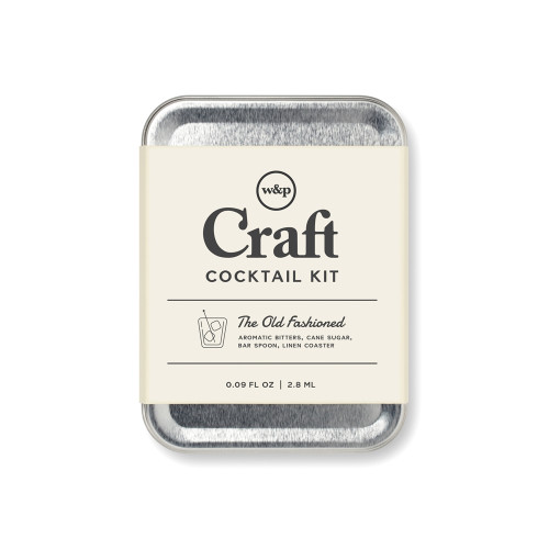 Cocktail Kit - Old Fashioned