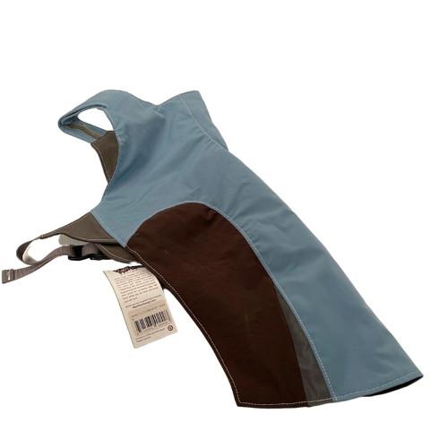Dog Rain Jacket - Blue - Large