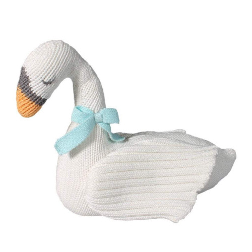 Handmade Swan Toy