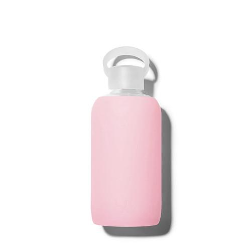 Glass Water Bottle - BKR  - Harper Pink