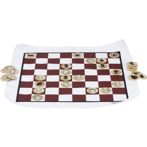 Travel Chess Game For Kids