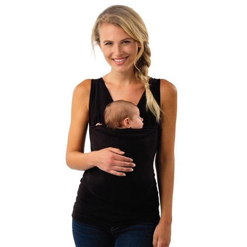 Shirt and Nursing Tank Combined - X-Large