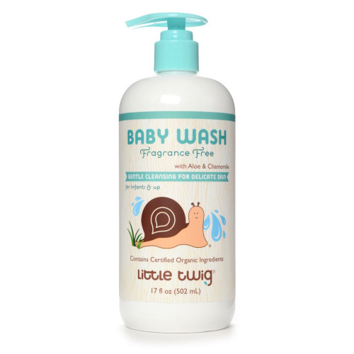 Little Twig Baby Wash - Unscented