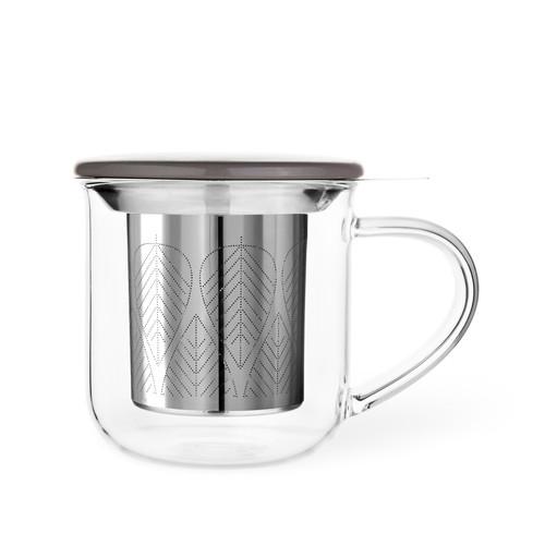 Infuser Mug - Wool grey