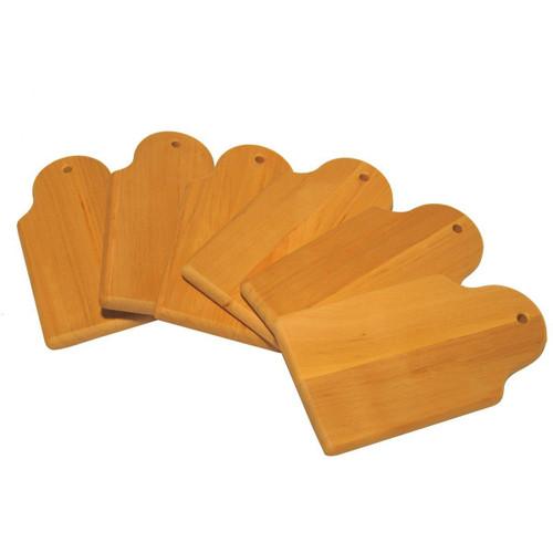 "Mini Wooden Cutting Board Toy - 7"" Drewart (single item)"