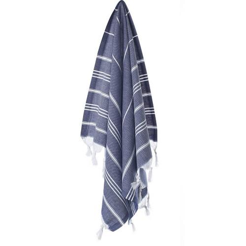 Turkish Kitchen/Hand Towel - Indigo