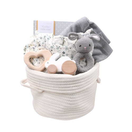 Save the Bees Gift Basket - Bluebells & Bunnies