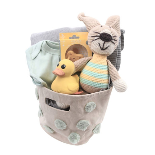 Baby Gift Basket - Just Ducky