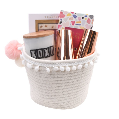 Engagement Gift Basket - Toast to Love!