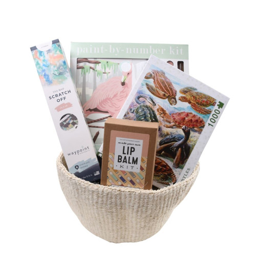 DIY Gift Basket for Her - Fun For You