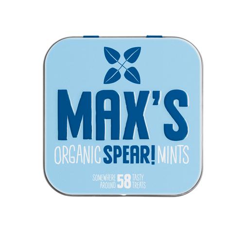Organic Mint Candies - Spearmint