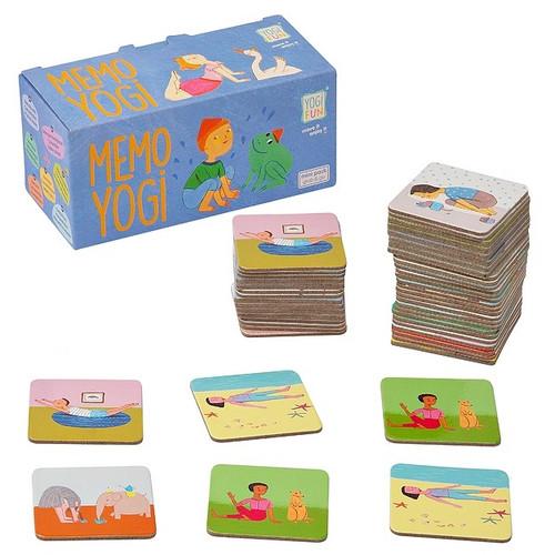 Yoga Game for Kids - Memo Yogi