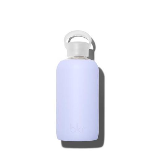 bkr Glass Water Bottle - Periwinkle Blue 500ml