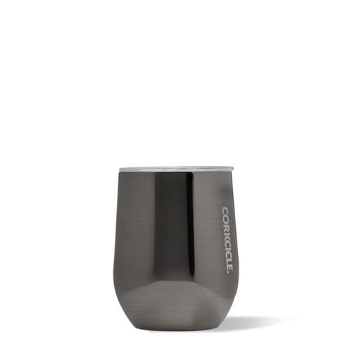 Portable Wine or Cocktail Glass - Gunmetal