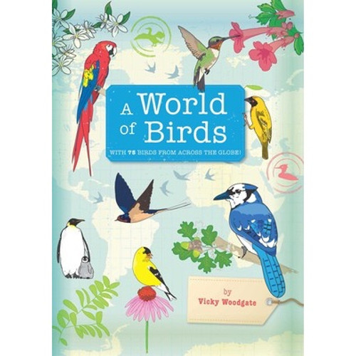 A World Of Birds - Illustrated Children's Reference Book