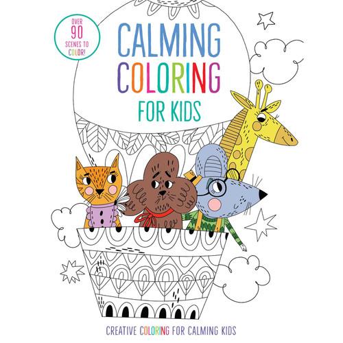 Calming Coloring Book for Kids