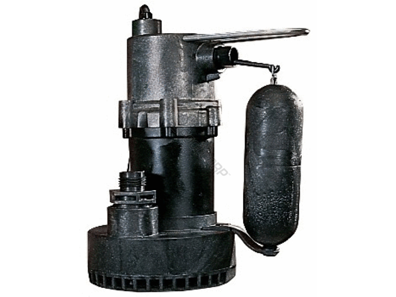 5 5 asp little giant submersible sump pump