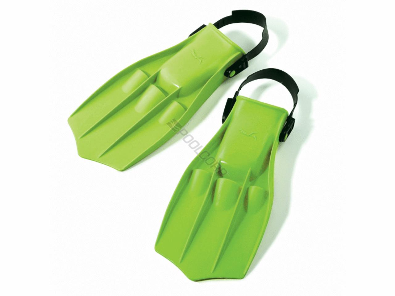 3f87e301a6d3 12 Cs Dophin Swim Fins Size 5-7