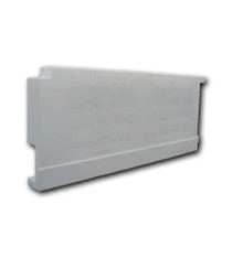 """Pro-Wall Molded Plastic Boards 42"""" High x 8'"""