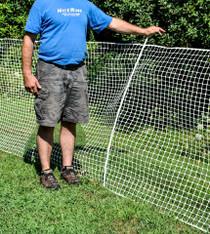 NiceRink Perimeter Fence
