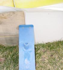 "Radius Flexible Corner Board in 2 Sizes 8'x18"" & 8'x12"" Tall"