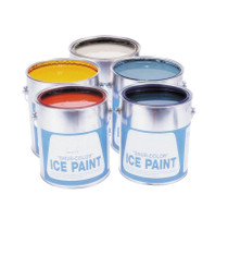 Ice Paint - 5 Different Colors to Choose From (Default Ice Paint Blue)