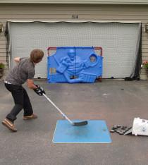 3 Feet By 4 feet Slickshot Shooting Pad