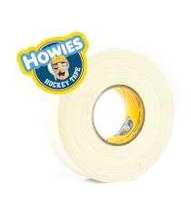 Howies Hockey Tape in Your Choice of 3-Colors (White, Black or Clear)