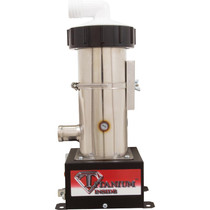Hydro-Quip 4.0kW Vertical Lo-Flo Repl Heater HQ Universal Rite-Fit 27-V310-5T-K