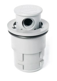 A&A Manufacturing Style 2 (G2) Cleaning Head - White (Improved Design)