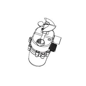 SmartPool Climber NC31 & 32 Pump Motor w/ Impeller # NC1009