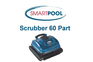Smartpool Scrubber60 Nc7x Pt9i Impeller Cover Nc7110