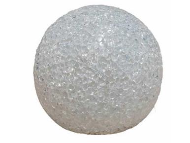 18 Cs Led Floating Glitter Globe