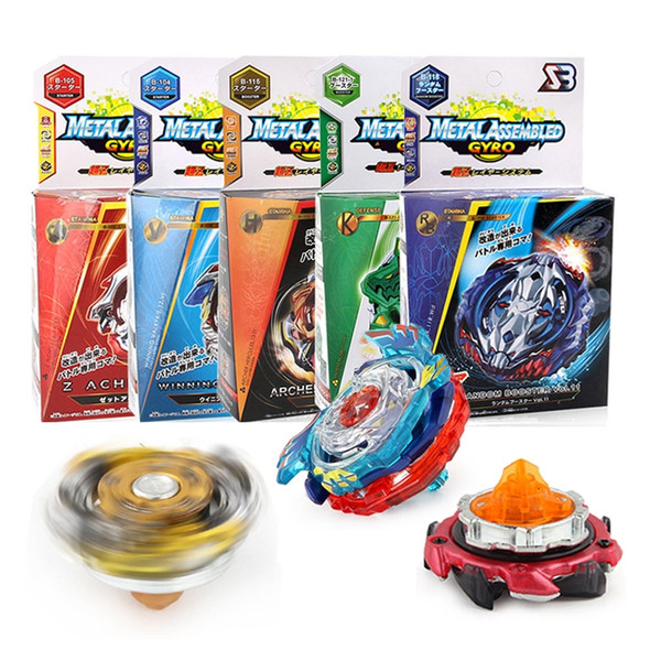 1 pack sb bey battle blade with launcher set burst turbo gt kids toys gyro gift boy toy spinning tops toupie metal fusion arena