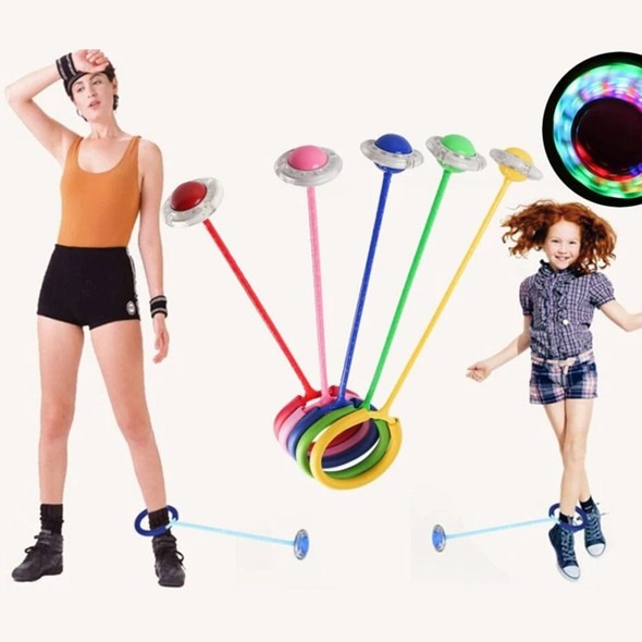 Jumping Foot Force Ball Neutral Kids Outdoor Fun Sports Toy Children Jumping Ring Jumping Circle Ball