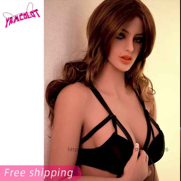 145cm-31kg Sex Doll Love Doll with Silicone with Skeleton Lifelike Masturbator Vagina Sex Doll realistic anime sex doll silicone