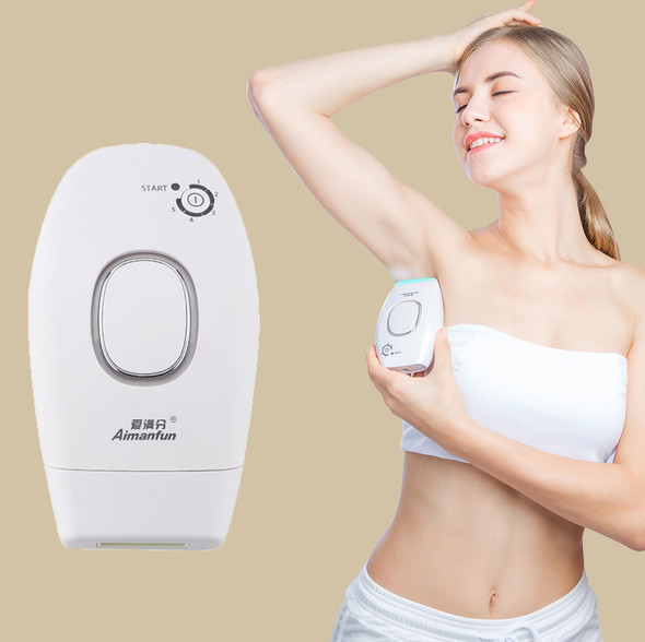100000 Flash IPL Laser Hair Removal Instrument Rechargeable USB Painless Permanent Electric Epilator Hair Remover Machine