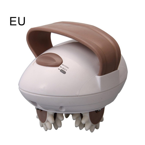 Body Slimming Massager Fat Burn Massage Machine 3D Roller Mini Weight Loss Slimming Face Lifting Relieve Tension Beauty Machine