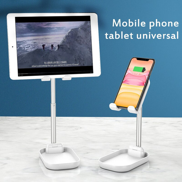 10w Wireless Charger Adjustable Phone Holder Fast Charging Desktop Stand Metal Mount Stand For iPhone Tablet iPad Huawei Xiaomi