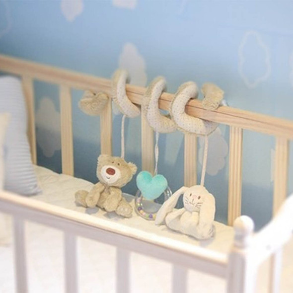 Infant Toys Baby Crib Rattles Mobile Revolves Around The Bed Stroller Playing Toy Baby Car Lathe Hanging 0-36 Months New