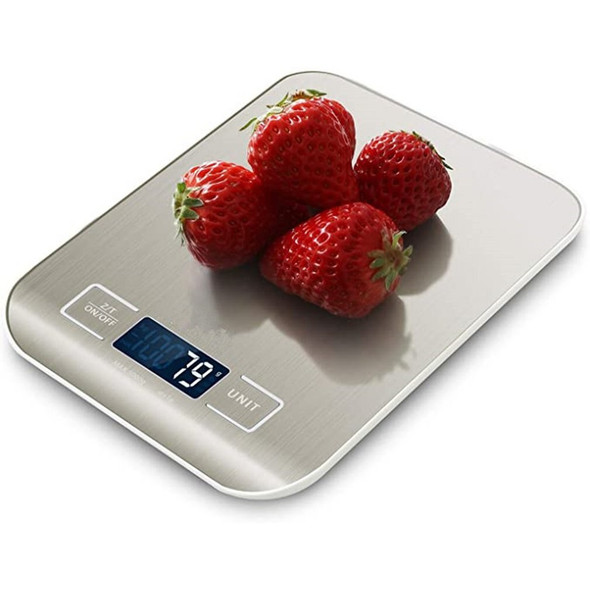 Kitchen Electronic Scale Food Scale Stainless Steel Kitchen Food Scale Electronic Scale 5 Kg / 10 Kg dropshipping