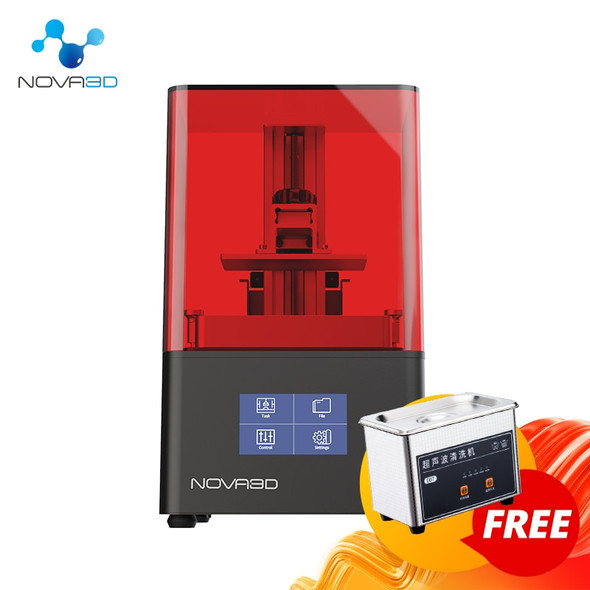 3d NOVA3D 3d Printer Bene4 mono Super Quality Fast Printing UV Curing LCD 3D Printer Model DIY Kits impresora 3d