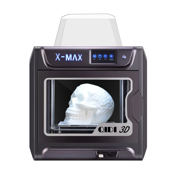 QIDI TECH Large size 3d Printer 300x250x300mm Auto Level Touch Screen single Extruder DIY 3D Printer Kit Heated Bed