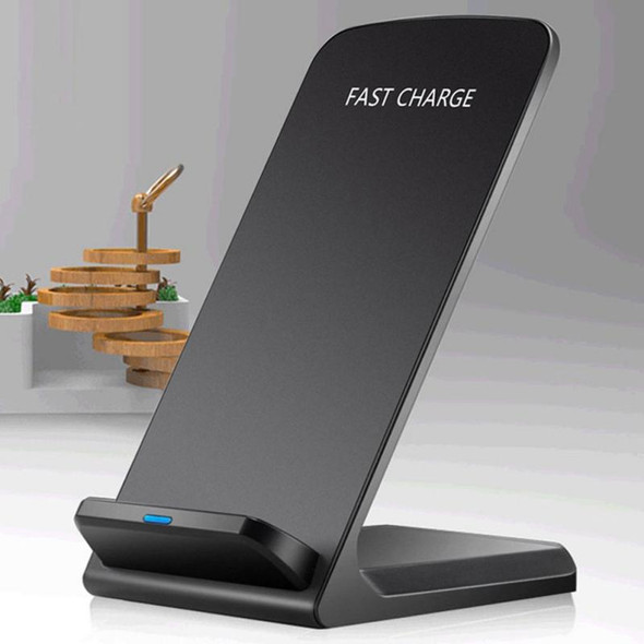10W Qi Wireless Charger Stand For iPhone SE2 X XS MAX XR 11 Pro 8 Samsung S20 S10 Fast Charging Dock Station Phone Charger stand
